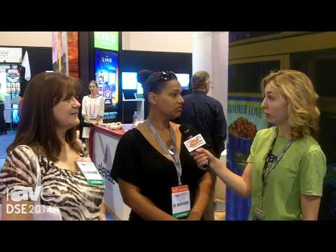 DSE 2014: Melanie Johnson Interviews Inerviews Nicole and Vicky