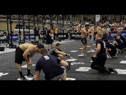 CrossFit - A Sunny Day in Copenhagen: Post Event 4
