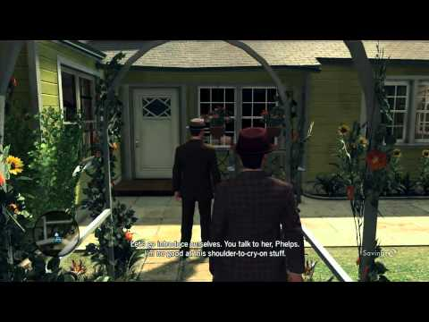 LA Noire - Traffic Desk Case 1 - 5 Star - The Driver's Seat - Part 1