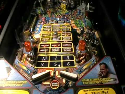 24 Pinball Machine Video