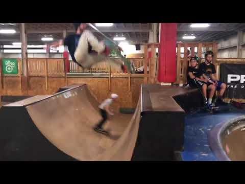 Dewey Lamarre Skate Minute