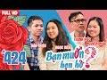 BẠN MUỐN HẸN HÒ #424 UNCUT |Nữ bác sĩ xinh đẹp với điệu nhảy Kpop đốn tim chàng trai lần đầu gặp mặt thumbnail