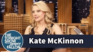 Kate McKinnon's Cat Is Ungrateful and Overweight