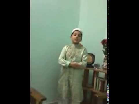 Anas Ahmad Presenting Bibi Amina Ke Phool video