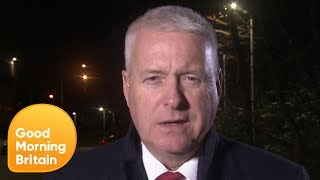 Labour Party Chairman Ian Lavery Criticises the Party's Policy on Brexit | Good Morning Britain