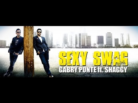Gabry Ponte Ft. Shaggy - Sexy Swag - Alien Cut & Dino Brown Remix video