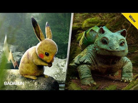Así se verían estos 10 pokemones si fueran reales. El #8 me arruinó la infancia para siempre