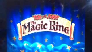 Opening to Tom and Jerry The Magic Ring 2002 DVD