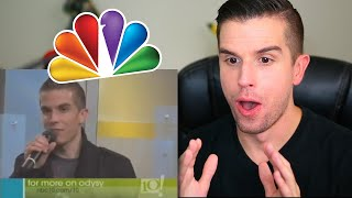 REACTING TO MY NBC TV PERFORMANCE WITH ODYSY!!