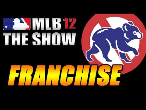MLB 12 Franchise – Cubs are not good [EP01]