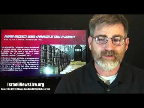 Former Nazis Guard Breaks His Silence