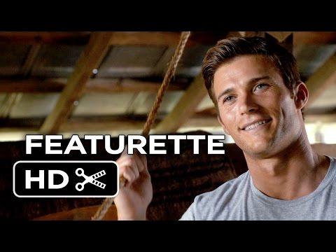 The Longest Ride Featurette - Scott Eastwood (2015) - Nicholas Sparks Romantic Drama HD