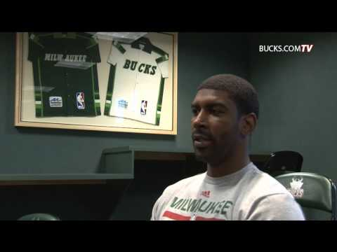 O.J. Mayo - Milwaukee Bucks Exclusive Interview