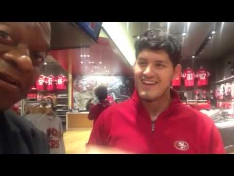 SF 49ers Fan On Niners And Jim Harbaugh