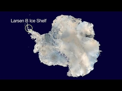 NASA: Antarctic ice shelf will disintegrate