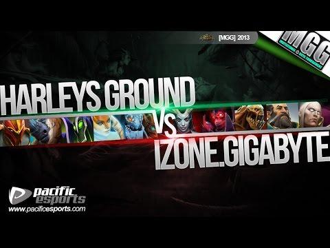 [MGG] HG vs iZONE.Gigabyte