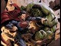 download Grudge Match 60: Superman vs Hulk