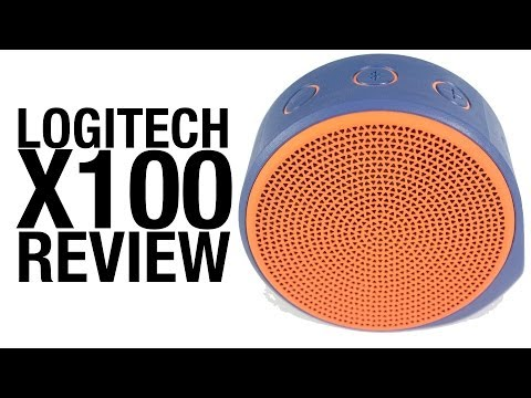 Logitech x100 Review