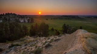 Chasing Light - The Southeast Montana Episode