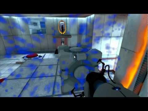 Video das primeiras fazes de portal