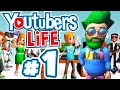 YOUTUBERS LIFE 01 Der Größte Youtuber Aller Zeiten HD60 Let S Play Youtubers Life mp3