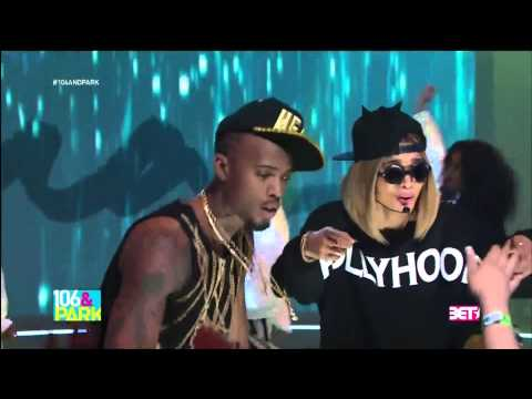 Ciara Performs body Party On 106 & Park (7 8 13) video