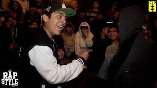 Ramset,Stick,JoseHits,Ermitaño,NewEra vs PieroPistas,Legal,Lateral,Anibal,Papicha -Final- Rapstyle