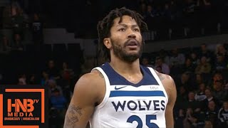 Minnesota Timberwolves vs Memphis Grizzlies Full Game Highlights / April 9 / 2017-18 NBA Season