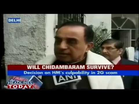 Subramanian Swamy makes a mincemeat of Kapil Sibal & Salman Khurshid