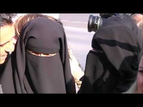Muslims Go The Court Of Human Rights Because Of French Veil Ban