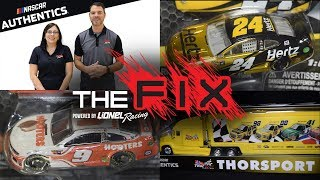 """""""The Fix"""" - New Waves of NASCAR Authentics"""
