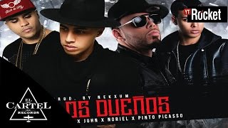 Brytiago Feat Noriel, Pinto y Juhn El All Star - Los Dueños | Audio Cover