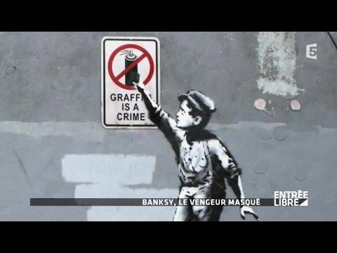 Banksy: roi du street art - Entrée libre