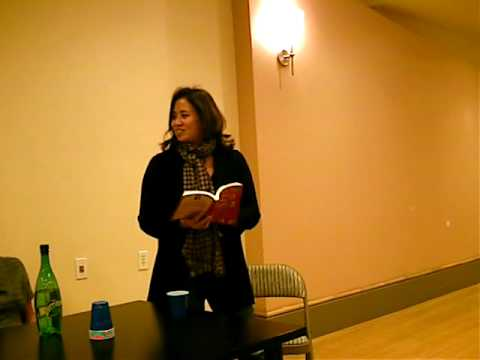 Veronica Montes reads at PAWA Arkipelago Literary Series Video