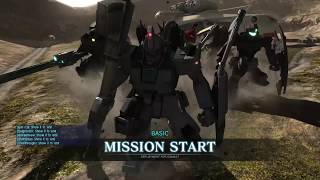 Gundam Battle Operation 2: RX-79(G)Ez8 Gundam Ez8, Ranked Match!