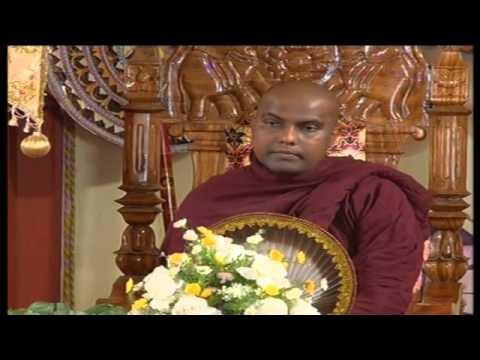 Ven Galigamuwe Gnanadeepa Thero - The Buddhist TV Dharma Deshana
