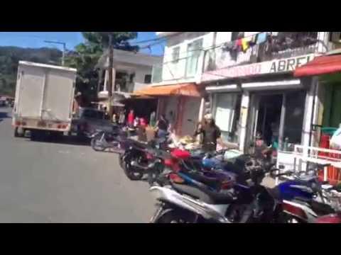 En Jarabacoa; Decenas de personas acuden a comprar producto