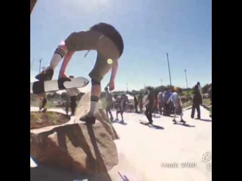 iWUB feat. Cameron Carmichael Go Skateboarding Day Ann Arbo
