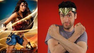 Wonder Woman - Movie Review