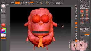 ZBrush | Retouches and Paint (BASIC)