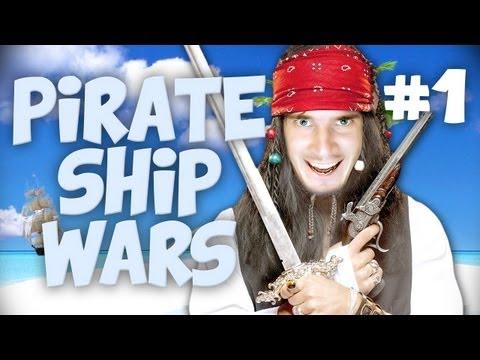 YARRRRRRRRRRRRRRRRRRRRRRRRRRRRRRRRRRRRRRRRRRRRRRRRRRRRRR - Pirate Ship Wars - Garry's Mod - Part 1