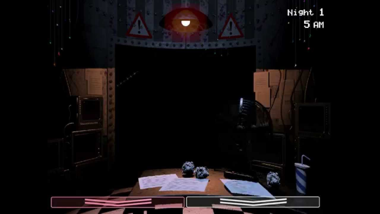The Marionette And The Music Box Fnaf 2 Fnaf 2 Marionette Jumpscare