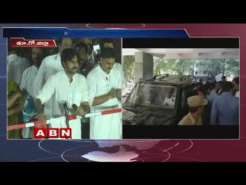 ప్రజాసమస్యల పరిస్కారం పై జగన్ కు చిత్తశుద్ధి లేదు | Pawan Kalyan comments on YS Jagan | ABN Telugu