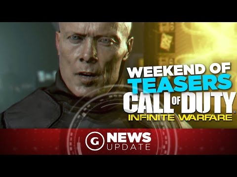 Call of Duty Infinite Warfare Teasers And Announcement Date Revealed - GS News Update