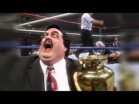 A tribute to Paul Bearer: Raw, March 11, 2013