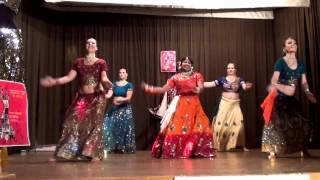 Radhe Syam Dance Group Kajra Re performance