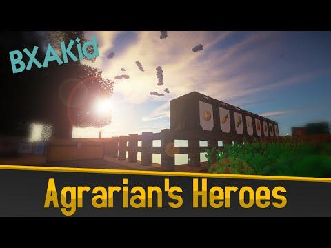 [FTB] Agrarian's Heroes - Episode 07 - Grosses turbines ! thumbnail