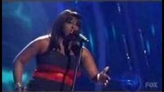 American Idol 6 - Lakisha Jones - Aint a Love Song