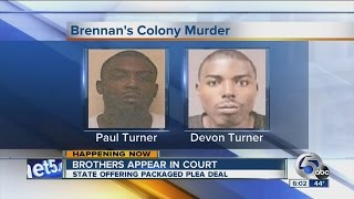 video Another set of brothers in court in connection with Brennan murder