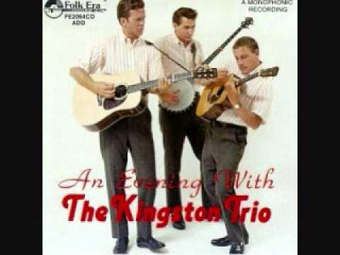 Kingston Trio - The Merry Little Munuet
